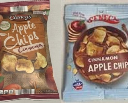 Apple Chip Salmonella Recall