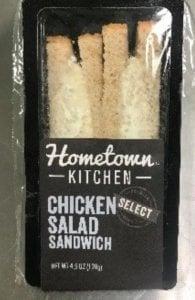 Listeria Lawyer Hometown Kitchen Chicken Salad Sandwich Recall