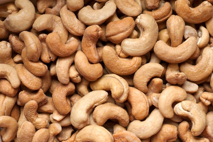Cashews are Salmonella source in Jule's cheese outbreak