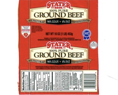 E. coli Attorney - Stater Bros. Ground Beef E. coli Outbreak Recall